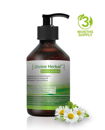 Divine Herbal™ Fortifying Shampoo