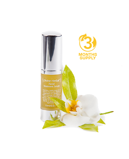 Divine Herbal™ Facial Treatment Serum